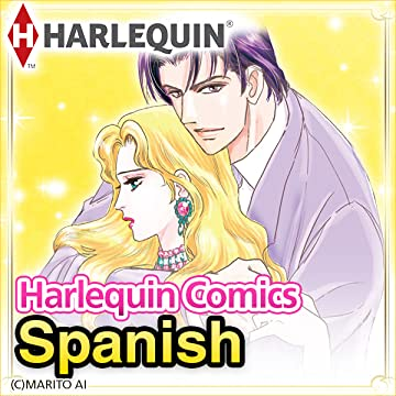 Harlequin Comic Spanish Edition