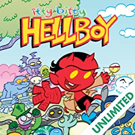 Itty Bitty Hellboy