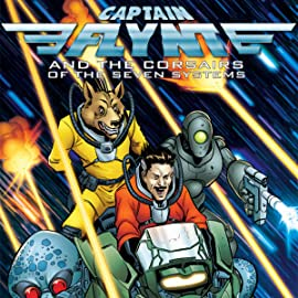 Captain Flynt, Vol. 1: The Corsairs Of The Seven Systems