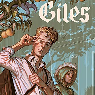 Buffy Season 11: Giles