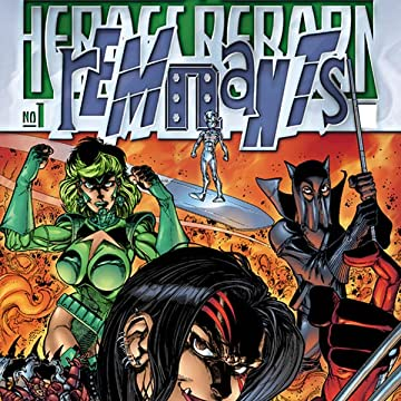 Heroes Reborn: Remnants (2000)