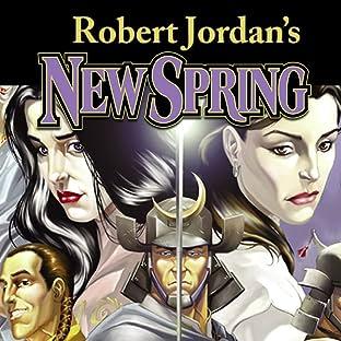 Robert Jordan's New Spring