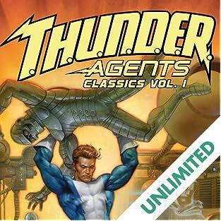 T.H.U.N.D.E.R. Agents Classics