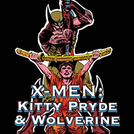 Kitty Pryde & Wolverine