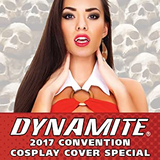 Dynamite 2017 Cosplay Cover Special