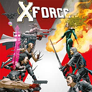 X-Force: Actes d'agression