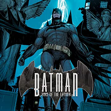 Batman: Sins of the Father (2018)