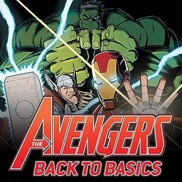 Avengers: Back To Basics (2018) (comiXology Originals)