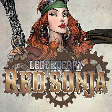 Legenderry: Red Sonja (2018-)