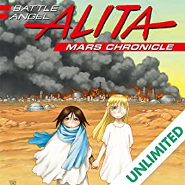 Battle Angel Alita: Mars Chronicle