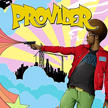 "Jambalaya Mixtape presents ""Provider"""
