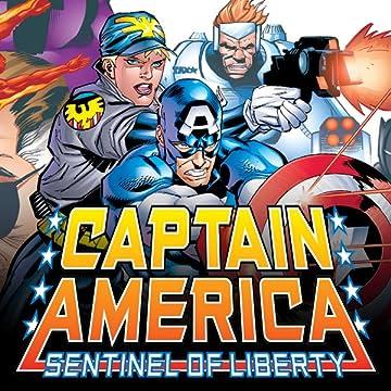 Captain America: Sentinel of Liberty (1998-1999)