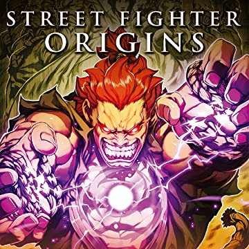 Street Fighter Origins