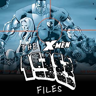 X-Men: The 198 Files (2006)