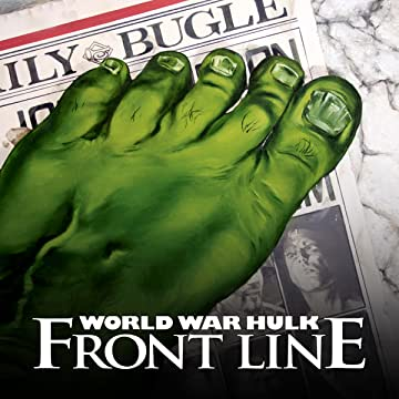 World War Hulk: Front Line