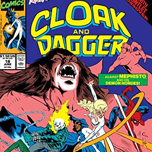 Cloak and Dagger (1988-1991)