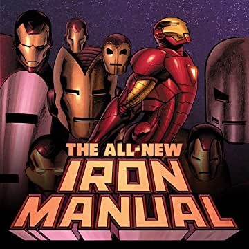 Iron Man Manual (2008)