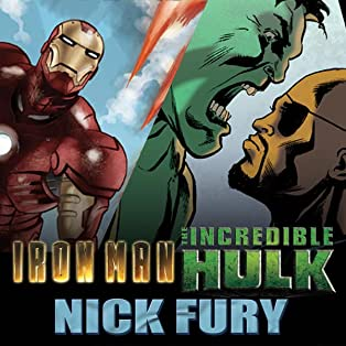 Iron Man/Hulk/Fury (2009)