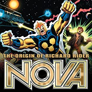Nova: Origin of Richard Rider (2009)