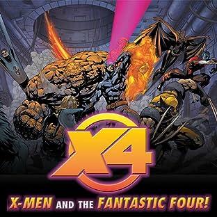 Ultimate X-Men/Ultimate Fantastic Four (2005)