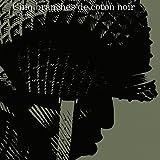 Cinq branches de coton noir