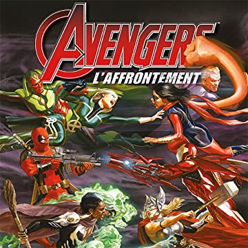 Avengers: L'affrontement
