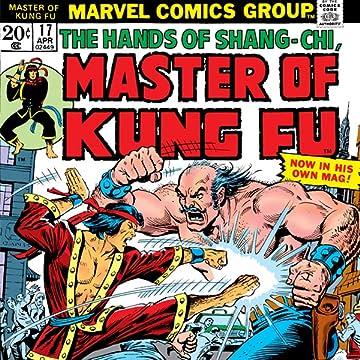 Master of Kung fu (1974-1983)