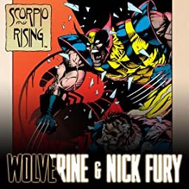 Wolverine and Nick Fury: Scorpio Rising (1994)