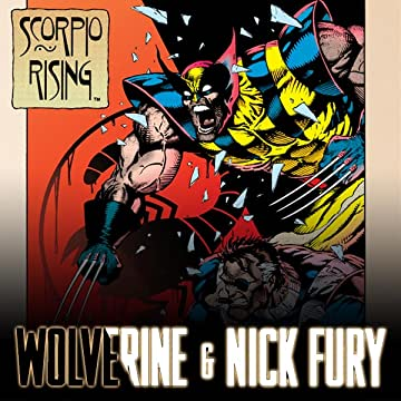 Wolverine and Nick Fury: Scorpio Rising (1994)