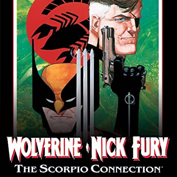 Wolverine/Nick Fury: Scorpio Connection (1989)