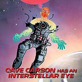 Cave Carson Has an Interstellar Eye (2018)