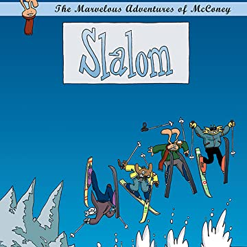 The Marvelous Adventures of McConey