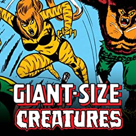 Giant Size Creatures (1974)
