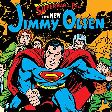 Superman's Pal, Jimmy Olsen (1954-1974)