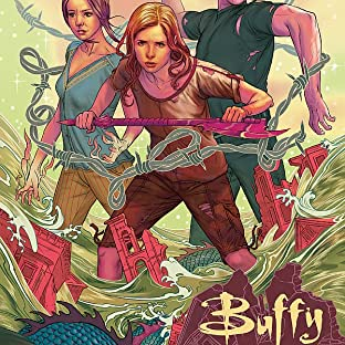 Buffy the Vampire Slayer, Staffel 11