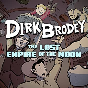 Dirk Brodey: The Lost Empire on the Moon