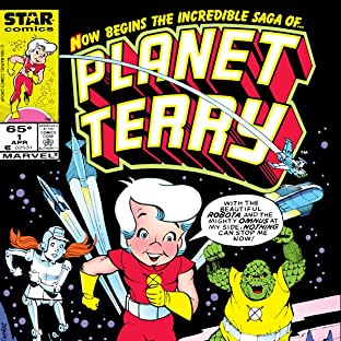 Planet Terry (1985-1986)