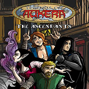 Legends of Aukera: The Ascendants