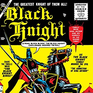 The Black Knight (1955-1956)