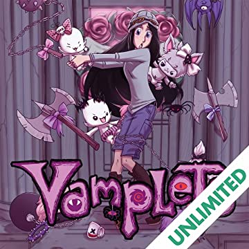 Vamplets: The Nightmare Nursery