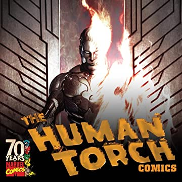 Human Torch Comics 70th Anniversary Special (2009)