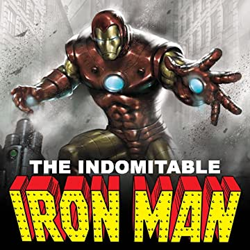 The Indomitable Iron Man Black and White (2010)