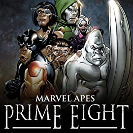 Marvel Apes: Prime Eight (2009)