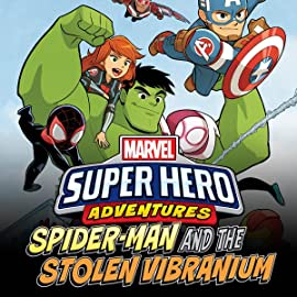 Marvel Super Hero Adventures (2018-)