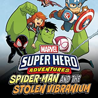 Marvel Super Hero Adventures (2018)
