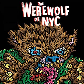 The Werewolf of NYC #1