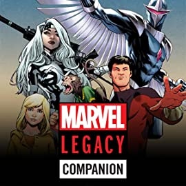 Marvel Legacy Companion