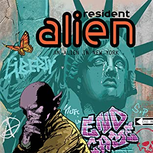 Resident Alien: An Alien in New York