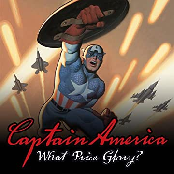 Captain America: What Price Glory? (2004)