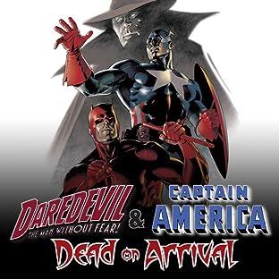 Daredevil & Captain America: Dead On Arrival (2009)